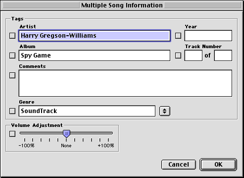 how to delete multiple songs ityens