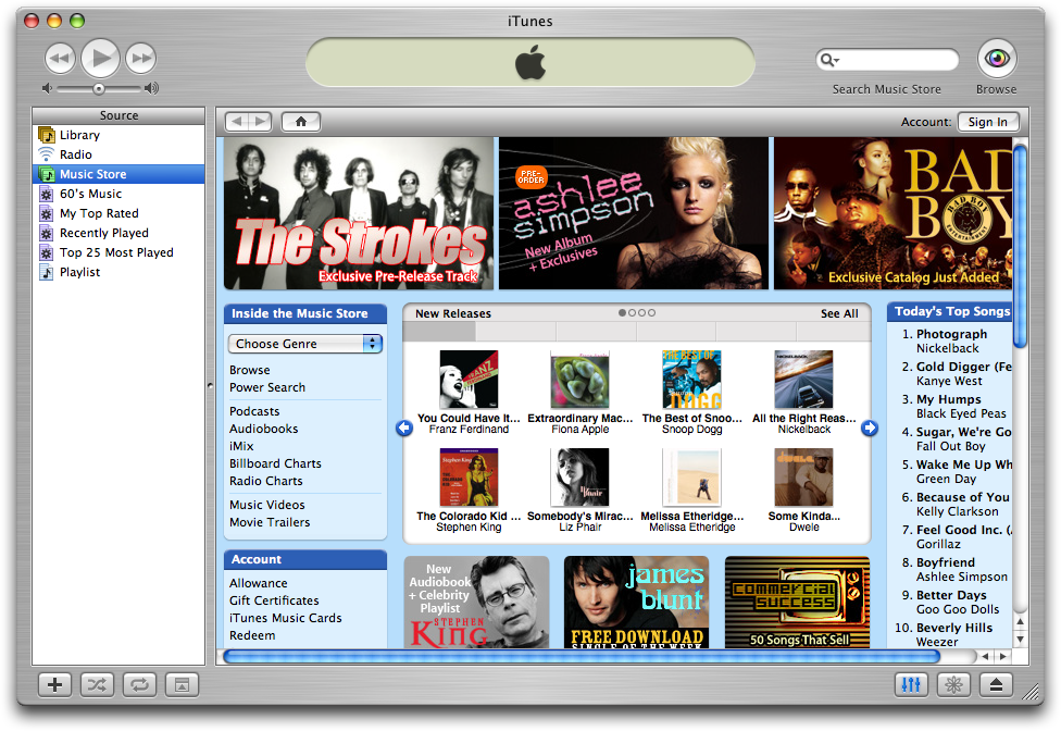 how to buy music on itunes on mac