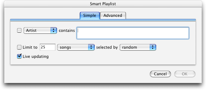 how to add new playlist on itunes