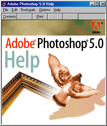 Adobe Photoshop 5.0 Updates Downloads
