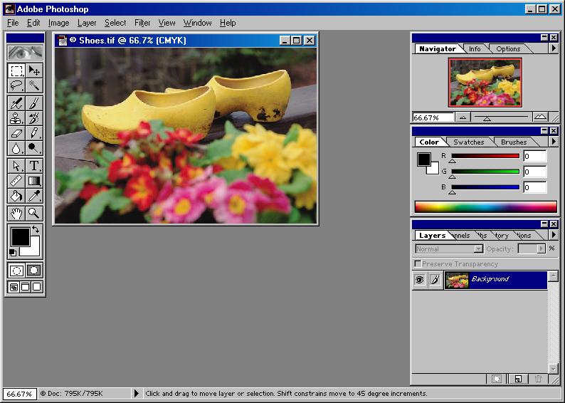 Adobe photoshop 5 скачать бесплатно