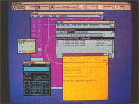Photo 4: DECwindows, Digital Equipment Corp.'s graphical user interface, was recently licensed by SCO for its integrated Open Desktop product.