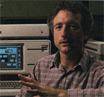 Larry Tessler [sic], a project engineer, left Xerox to join Apple six months after he gave a demonstration of Xerox's Smalltalk language to the LISA team.