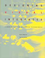 """Designing Visual Interfaces"" front cover"