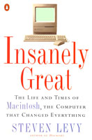 """Insanely great"" front cover"