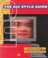 """The GUI Style Guide"" front cover"