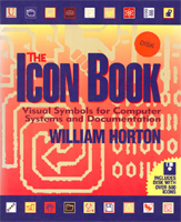 """The icon book"" front cover"