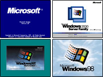 windows nt operating system essay The start menu was introduced in windows 95 and windows nt 40, but had been worked on at microsoft since 1992, originally being labelled as system to testers of the time.