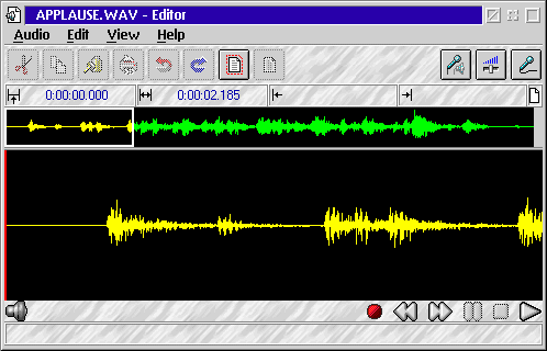 Sound in OS/2 Warp 4