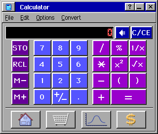 Calculator in BreadBox Ensemble Lite (Calculator)