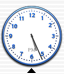 Clock in Mac OS 10.0.4 (Clock)