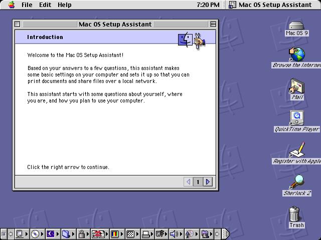 GUIdebook > Screenshots > Mac OS 9 0