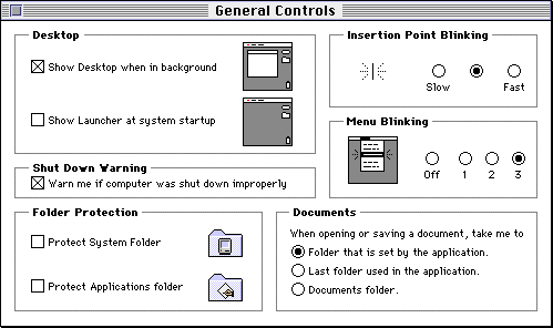 General in System 7.5.3