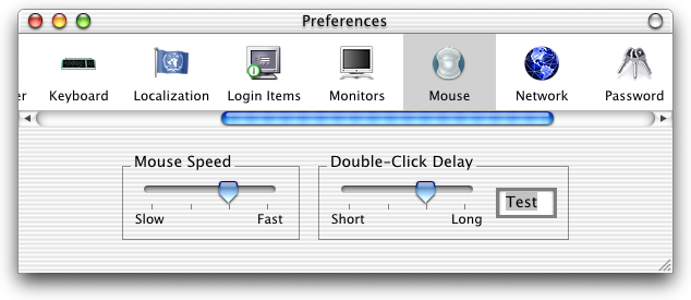 Mouse in Mac OS X DP 3 (Mouse)