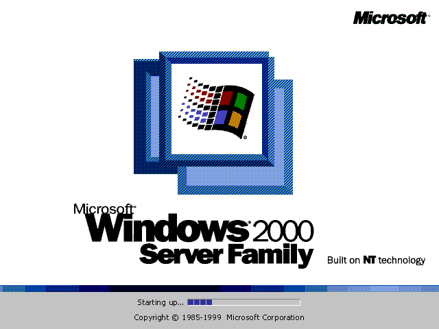 Installing Windows 2000 on Qemu 0.14.0.