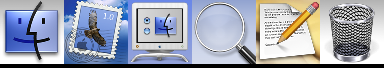 Application manager in Mac OS X DP 3 (Dock)