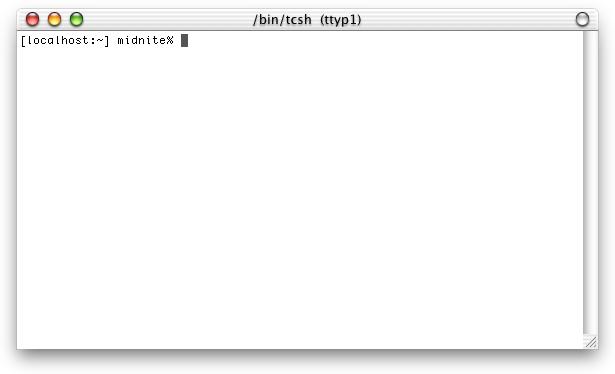 GUIdebook > Screenshots > Command prompt