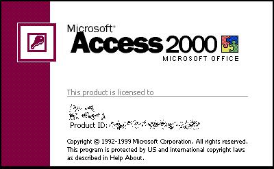 Access 2000 - фото 2