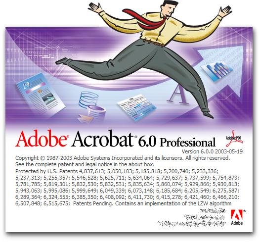 Adobe acrobat 6 0 professional free download full version