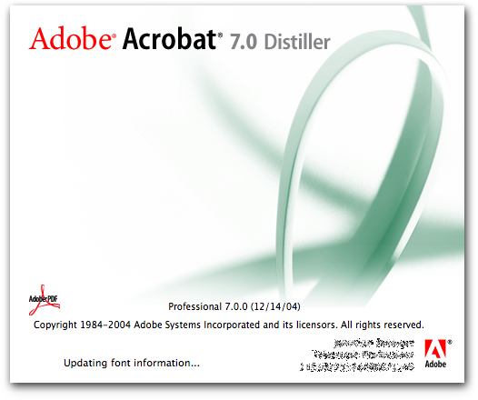adobe acrobat 7.0 professional free download for mac