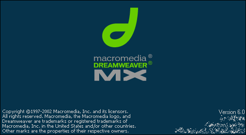 dremweaver mx