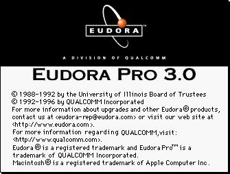 GUIdebook > Splashes > Eudora