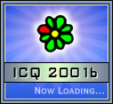 Splash in ICQ 2001b