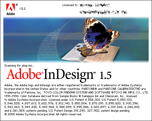GUIdebook Splashes InDesign