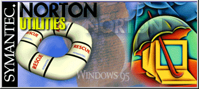 Splash in Norton Utilities for Windows 95 2.0