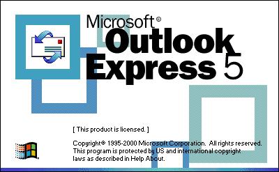 Microsoft Outlook Express скачать - фото 11