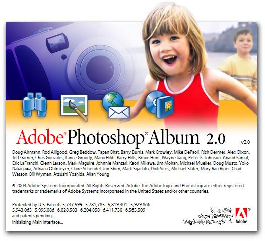 Adobe Photoshop Album - фото 11