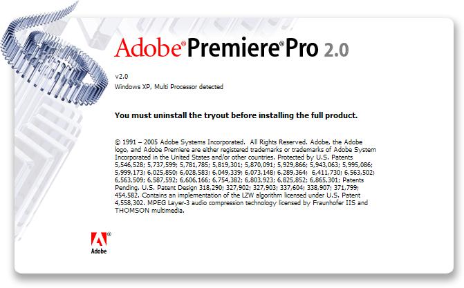 premiere pro 2.0
