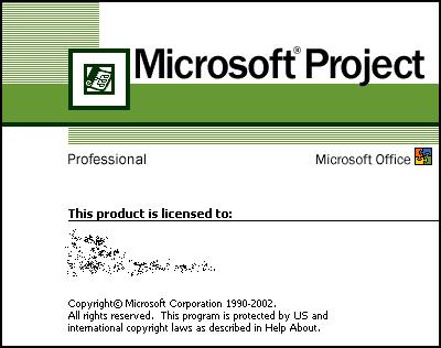 2002 تحميل برنامج مايكروسوفت بروجكت Microsoft Project