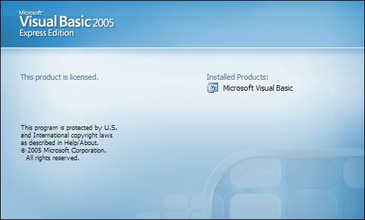 скачать Visual Basic 2005 Express Edition - фото 3