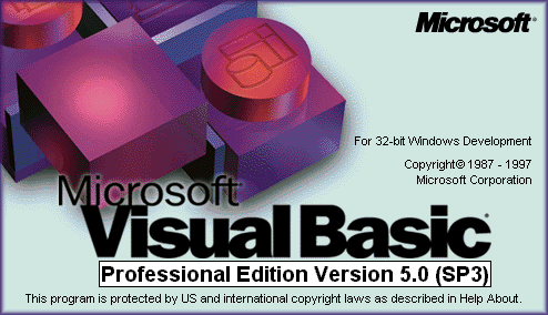 Splash in Visual Basic 5.0