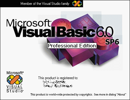 Splash in Visual Basic 6.0